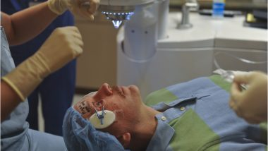 In a First, Robot Successfully Assisted Surgeons at University of Oxford in An Eye Surgery Trial